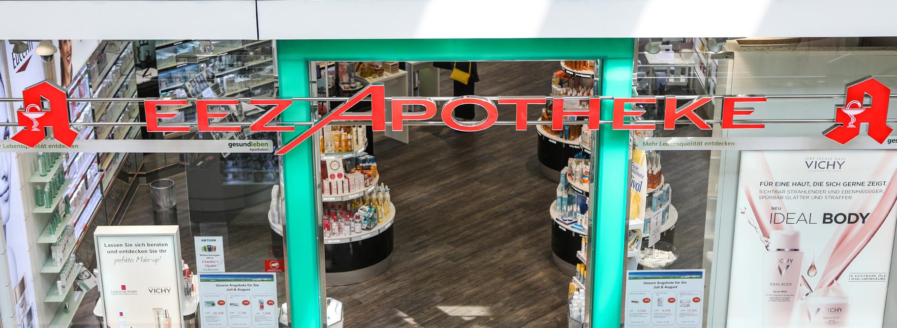EEZ-Apotheke-Startseite-Header